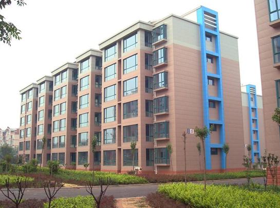 社区保温建筑