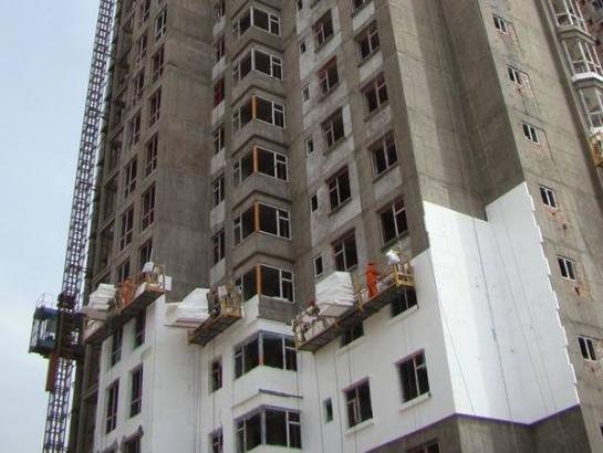 重庆eps聚苯板外墙保温材料施工